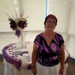 Kathy wedding 2